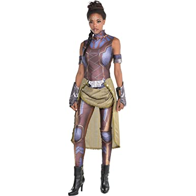 Amazon.com: SUIT YOURSELF Shuri Halloween Costume for Women ...