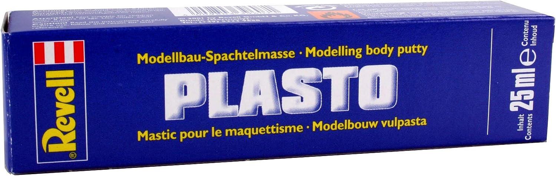 REVELL 39607 MODELING BODY PUTTY PLASTO 25 grammi
