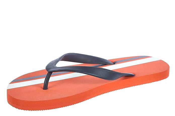 Emporio Armani EA7 275541 Herren Men Flip Flops Zehentrenner Beach Sandals  Neu (39): Amazon.de: Schuhe & Handtaschen
