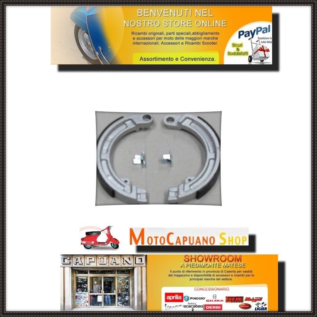 GANASCE FRENO ANTERIORI VESPA 125 ET3 PRIMAVERA R APE 50 MotoCapuano 351195380349