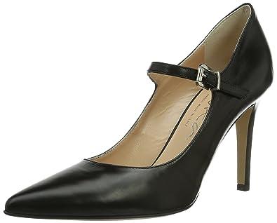 Escarpins - femme - Noir - Noir, 34 EU (2 Femme UK) EUEvita Shoes