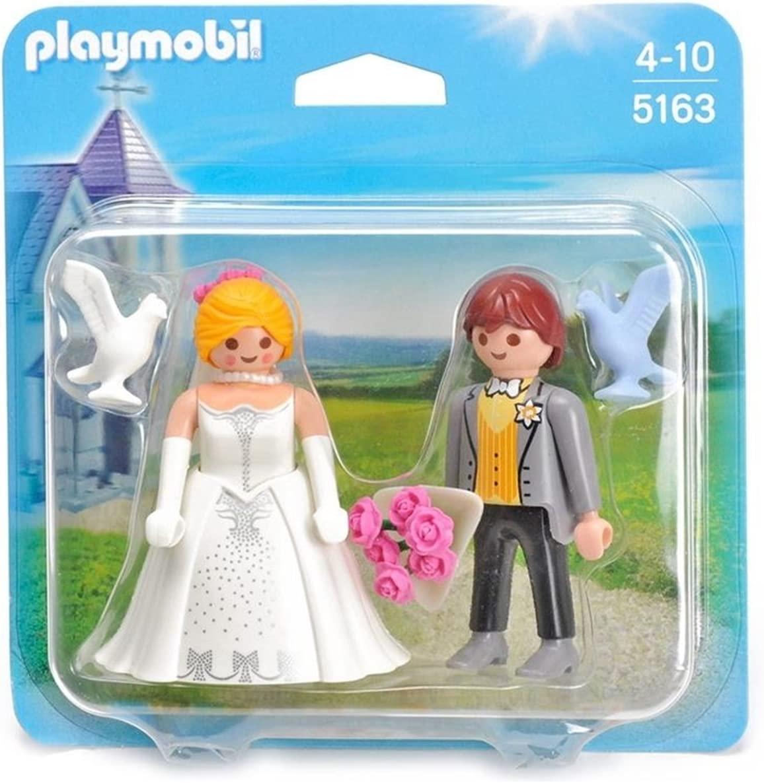 Playmobil Dollhouse Bridal Couple Duo Pack 2pieza(s) Figura de ...