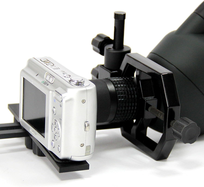 gosky clásica telescopio Digiscoping adaptador de cámara de fotos ...