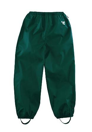 bdee8b2b4a550 Muddy Puddles Childrens Original Waterproof Trousers (18-24 mths, Green)
