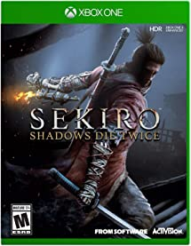 Sekiro Shadows Die Twice - Xbox One: Activision Inc     - Amazon com