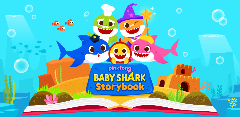Pinkfong Baby Shark Storybook: Amazon.com.br: Amazon Appstore