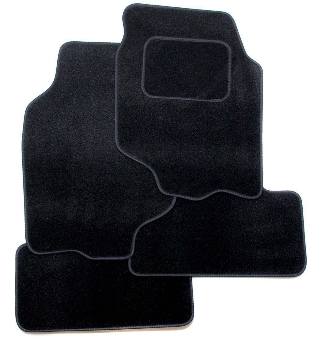 Floor mats xsara picasso - Hyundai I10 2009 Tailored Car Floor Mats 2 Holes In Drivers Mat Type Amazon Co Uk Car Motorbike