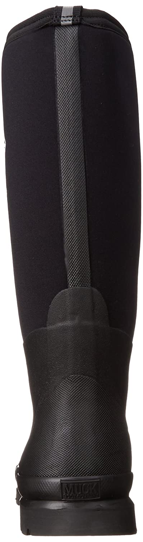 The Original MuckBoots Adult Chore Hi-Cut Boot B000WG7FUK Men's 8 M/Women's 9 M|Black