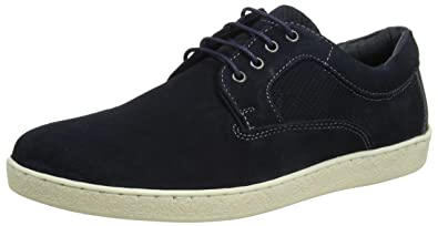 Red Tape Herren Falcon Sneaker Schwarz