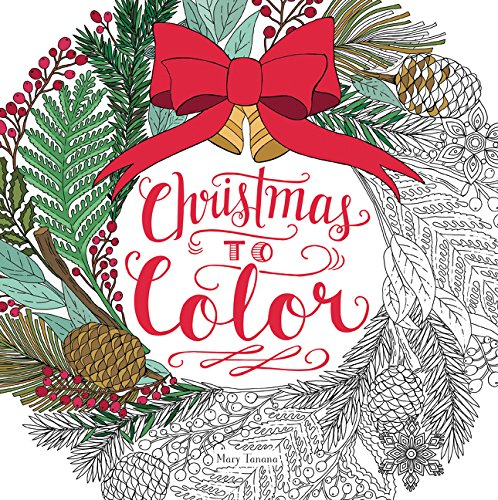 Christmas to Color Christmas Designs To Color