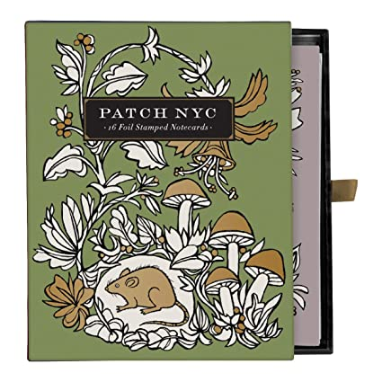 Patch nyc greeting card assortment galison patch nyc patch nyc greeting card assortment m4hsunfo