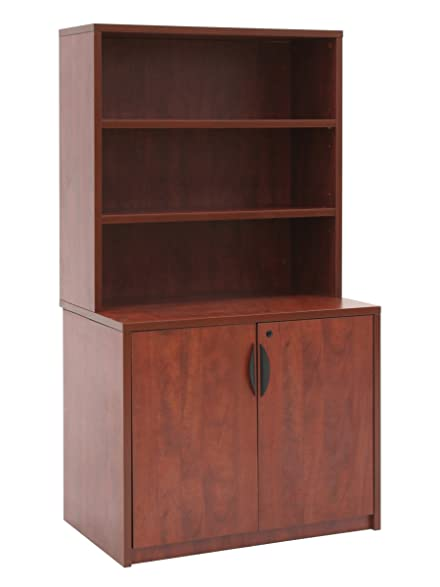 Amazon.com: Regency Legacy 29-inch Storage Cabinet with Open Hutch ...