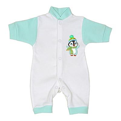BabyPrem bébé prématuré Barboteuse Combishort Manchot Hibou Vêtements 0.7-2.5kg