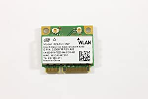 Dell Mini PCI Express Half Height 2GGYM WLAN WiFi 802.11n Wireless Card Latitude E6410 E6510 Studio