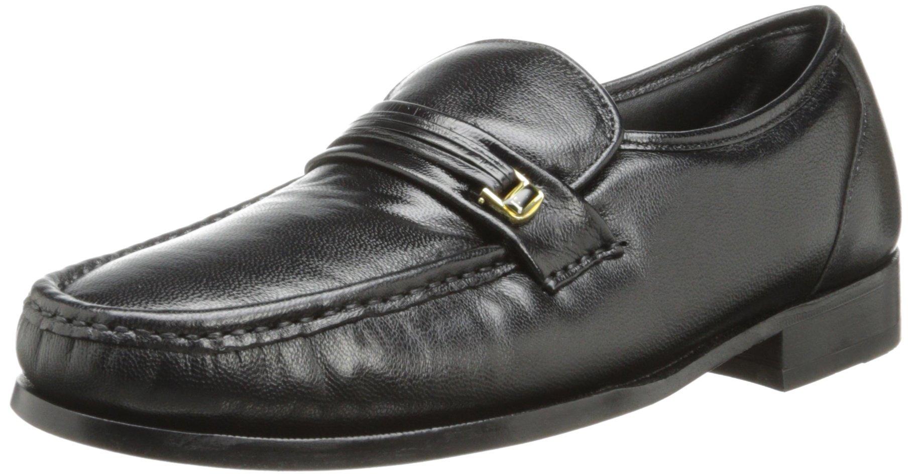 Florsheim Men's Dancer Loafer,Black,13 D