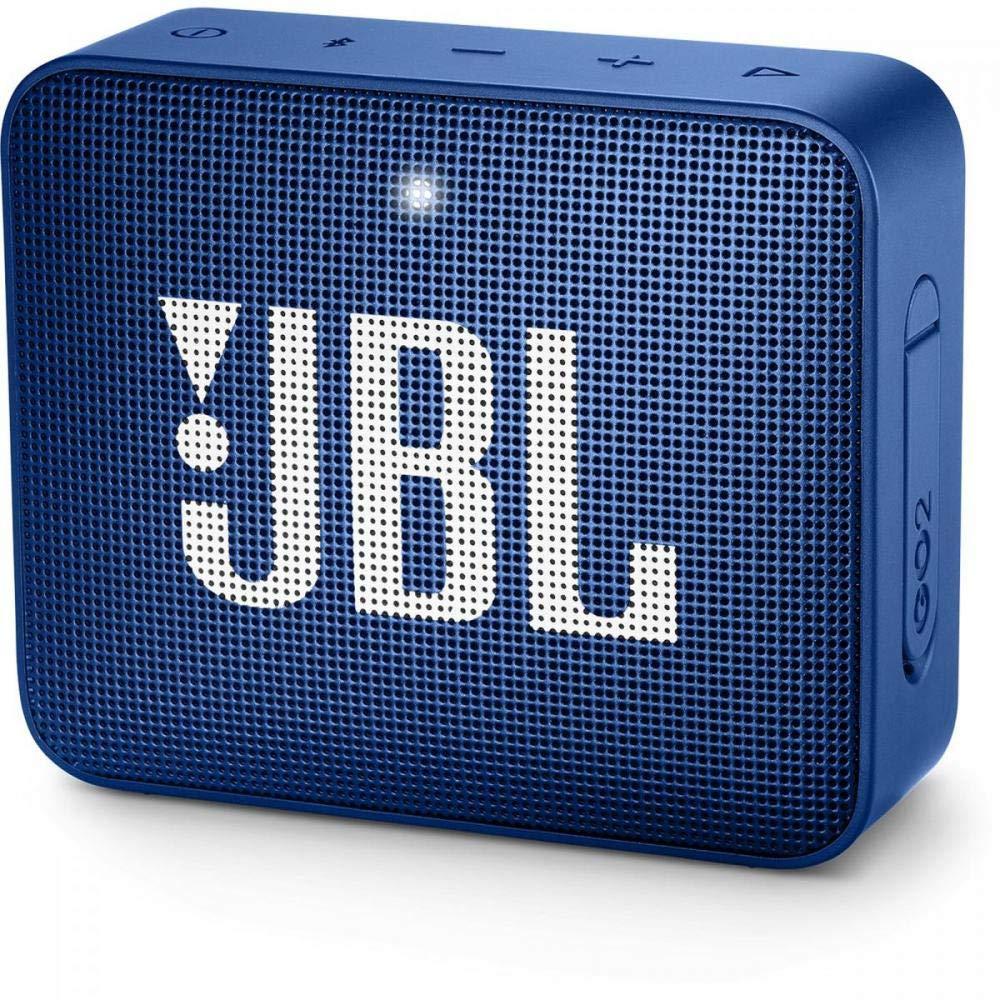 JBL GO 2 - Altavoz inalámbrico portátil con Bluetooth, parlante resistente al agua (IPX7), hasta 5 h de reproducción con sonido de alta fidelidad, ...