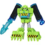 Playskool Heroes Transformers Rescue Bots Boulder the Construction-Bot Figure