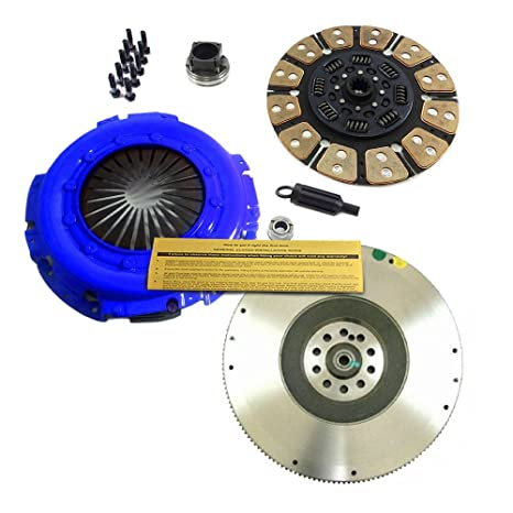 EFT etapa 4 Kit de embrague y volante 99 – 03 ford F250 F350 F450 F550