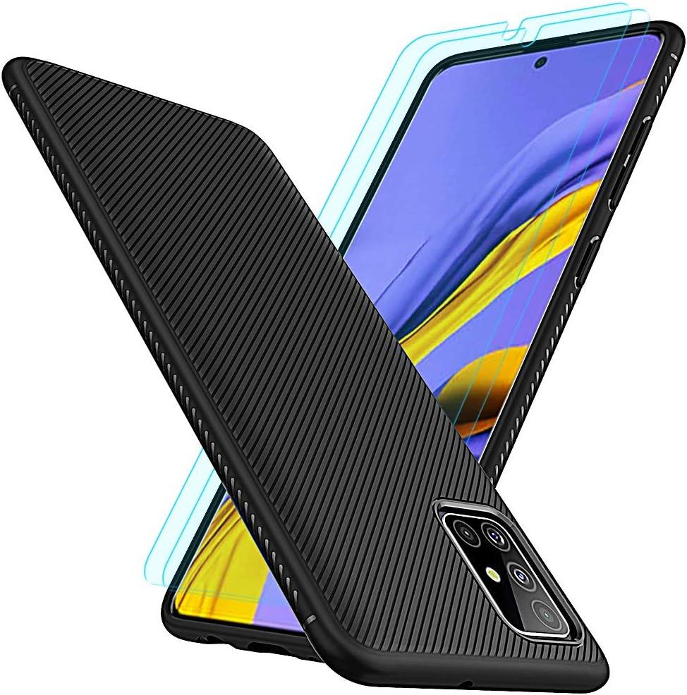 Funda y protector de pantalla para Samsung Galaxy A51(939J)