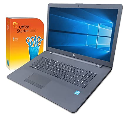 HP Ordenador Portatil 17 pulgadas Dual Core 2 x 2,48 GHz 8 GB 128 ...