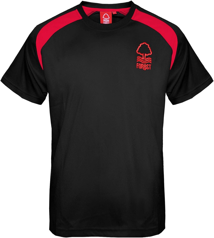 Nottingham Forest FC - Camiseta oficial para entrenamiento - Para niño - Poliéster: Amazon.es: Ropa y accesorios
