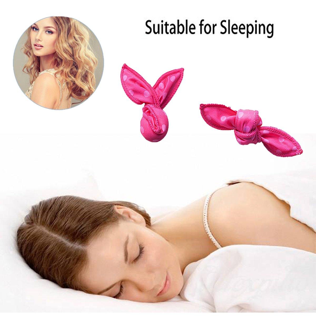 Amazon.com: Jessie 20 piezas de rizadores de pelo de espuma ...