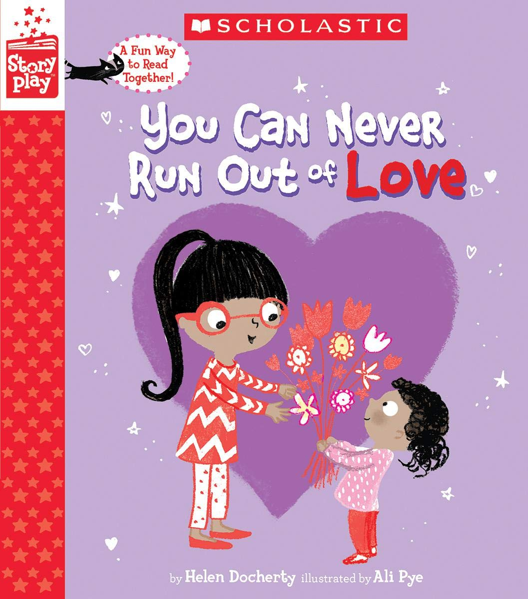 Image result for you can never run out of love book
