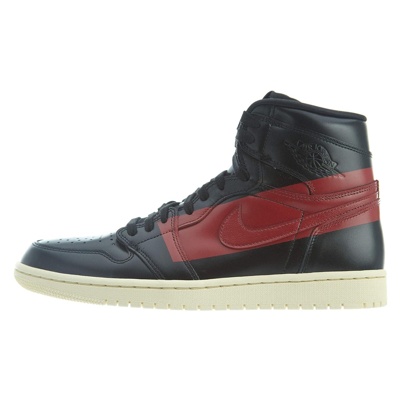 MultiCouleure (noir Gym rouge Muslin 000) Jordan 1 High OG Defiant, Chaussures de Fitness Homme 48.5 EU