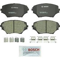 Bosch BC862 QuietCast Premium Ceramic Disc Brake Pad Set For 2001-2005 Toyota RAV4; Front