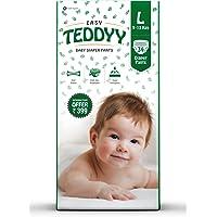 Teddyy Baby Easy Large Diaper Pants (Pack of 34)