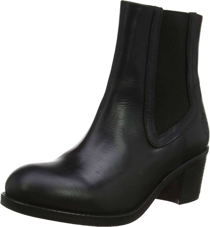 Vlieg Londen vrouwen Zerk482fly Chelsea laarzen Black Black 000