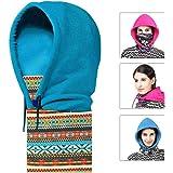 AONIJIE Frauen / Männer Winter Halten Warme Hut +Röhrenhals Mützen Gesichtsmask Schal für Sport und Outdoor