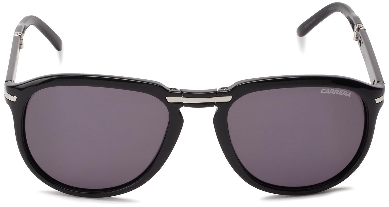 168be6a9b3 New CARRERA Sunglasses POCKET FLAG 3 D28 Y1 Black Grey Women Men Foldable   Amazon.co.uk  Clothing