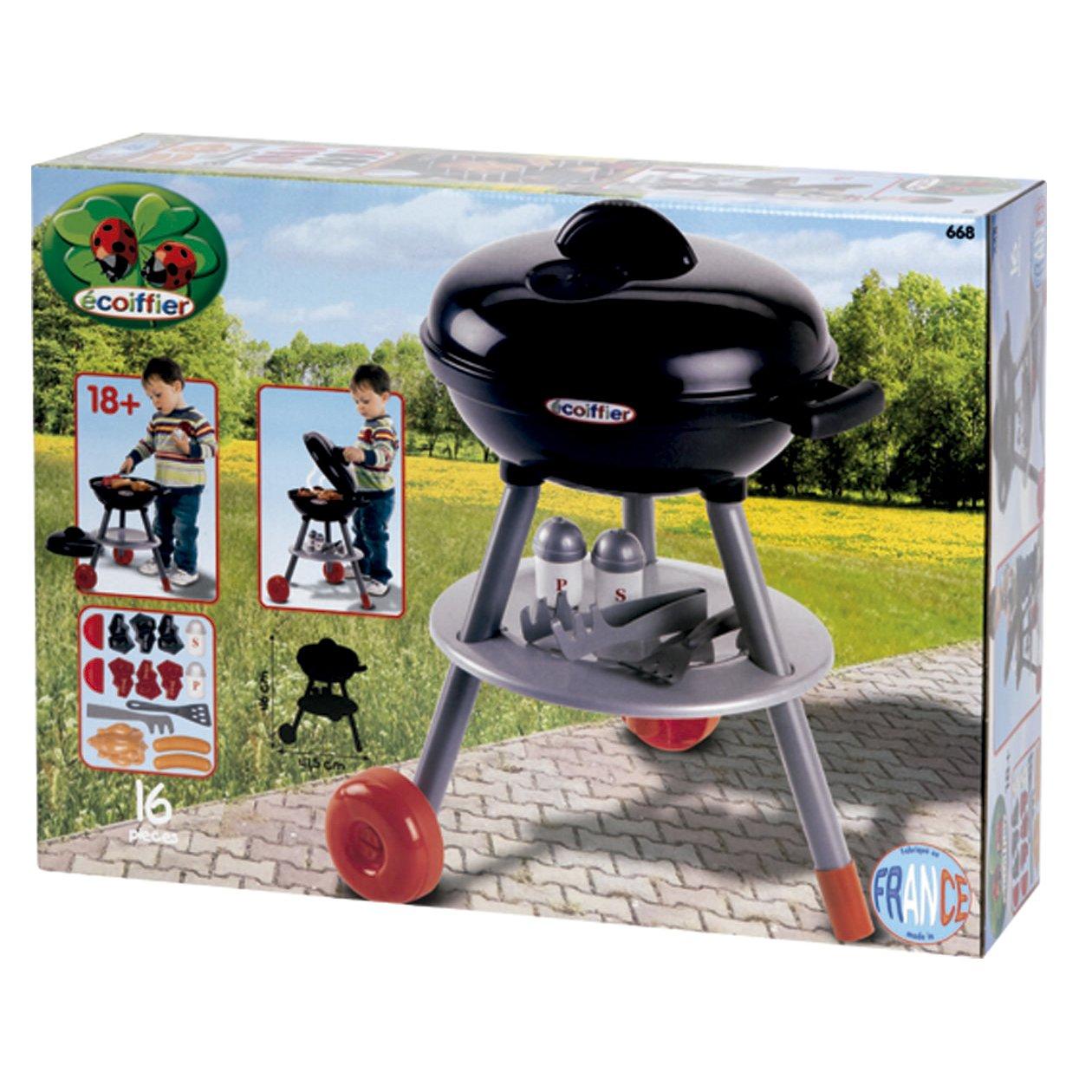 Écoiffier-669 Barbacoa a Gas, (Smoby 669): Mookie: Amazon.es: Juguetes y juegos