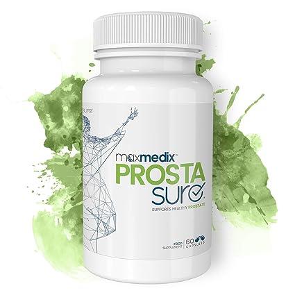 Los mejores suplementos para productos similares a la próstata
