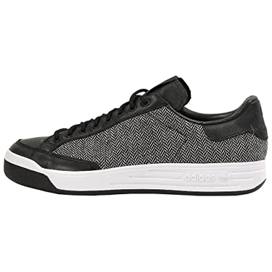 buy online 5457b 18c97 adidas Select Men s Rod Laver DP Sneaker,Black White ...