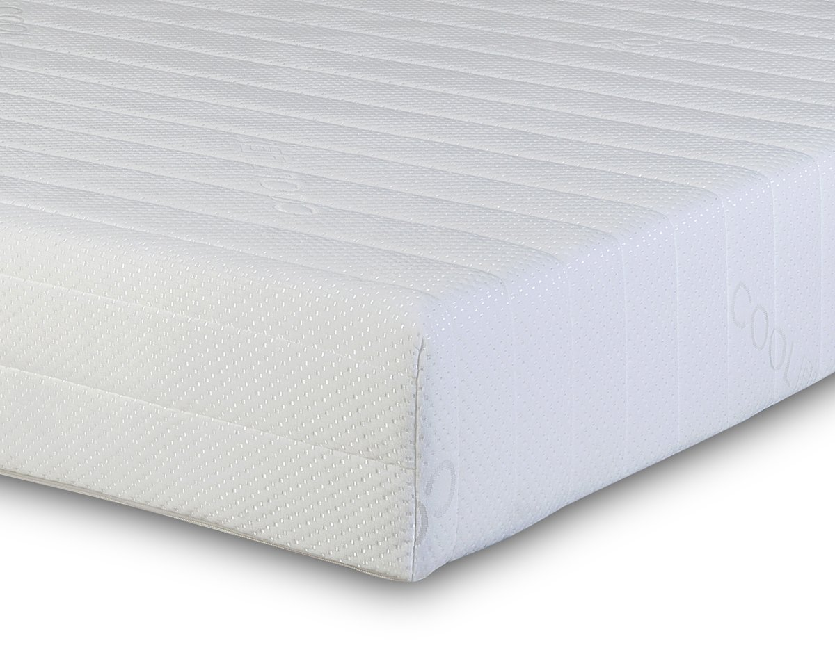 orthopaedic star memory mattress 15cm deep coil springs bonnel