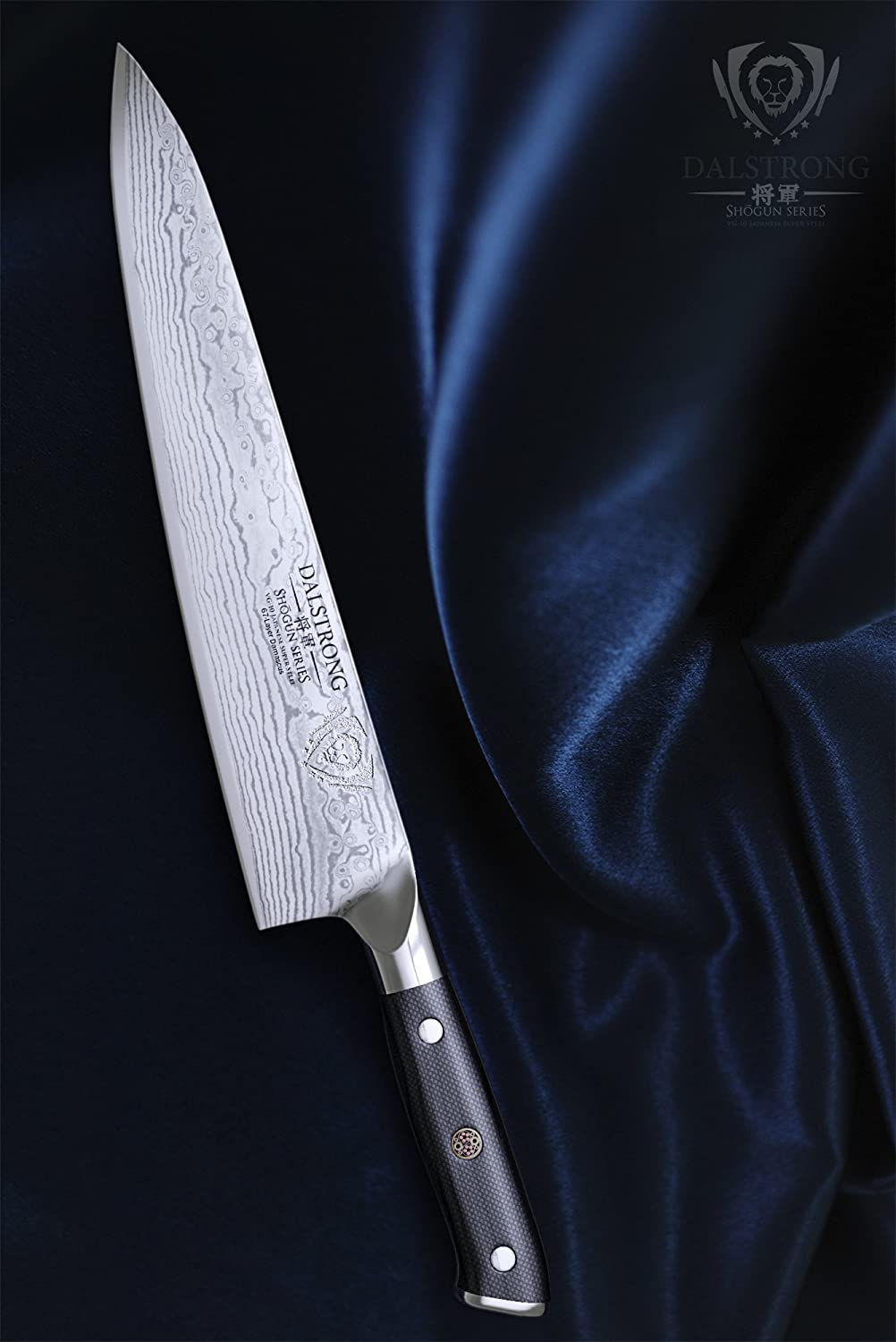 dalstrong chef knife shogun series gyuto vg10 240mm 9 5
