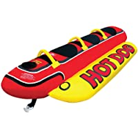 Airhead Hot Dog | Towable Tube for Boating with 1-5 Rider Options