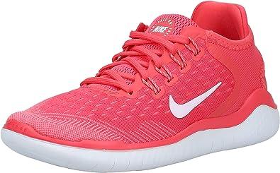 Amazon.com: Nike Free RN 2018 Zapatillas para correr para ...