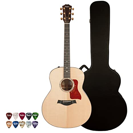 Amazon Com Taylor Guitars Jb 518e Kit 2 Acoustic Electric Guitar