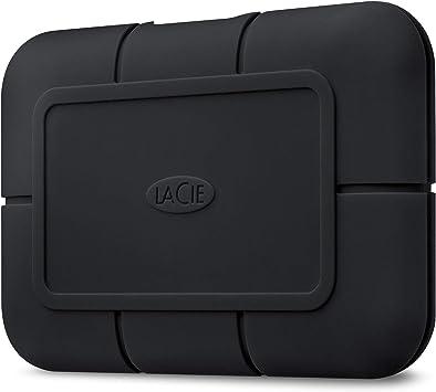 LaCie כונן SSD Pro 2TB Solid State Drive — USB-C Thunderbolt STHZ2000800