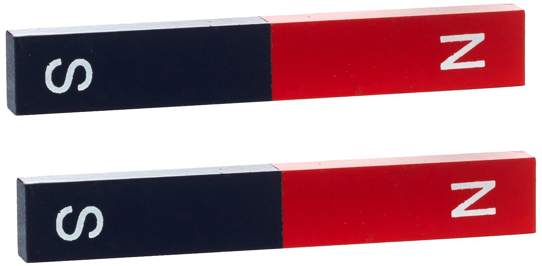 Magnet Expert - Barras magnéticas educativas con norte y sur (11 x ...