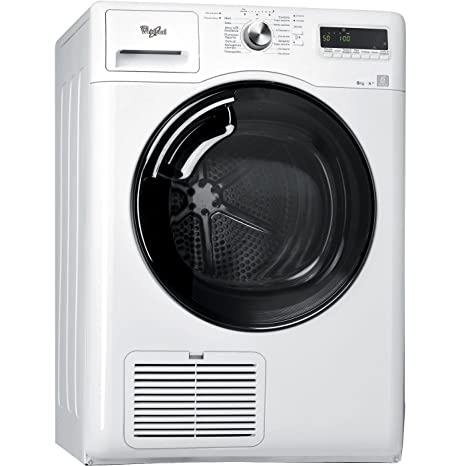 Whirlpool AZA-HP815OW Independiente Carga frontal 8kg A++ Blanco ...