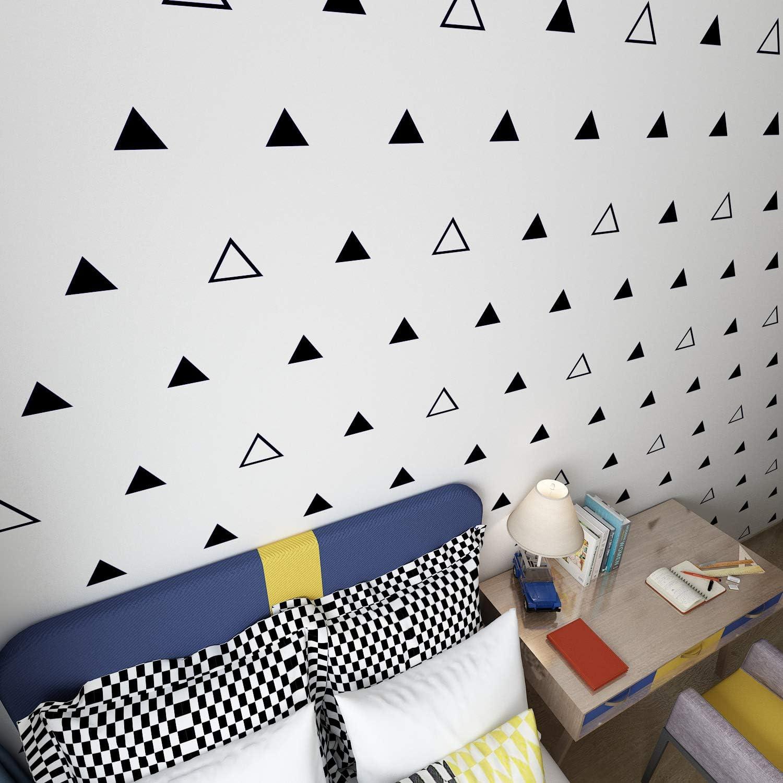 Modern Triangle Transfer Wall Art Decal Sticker O82