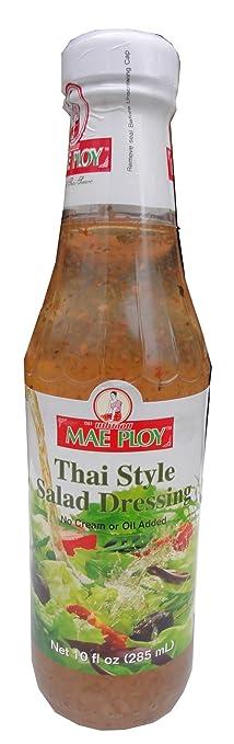 Thai style salad dressing
