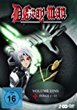 D. Gray-Man - Volume 1 [2 DVDs]