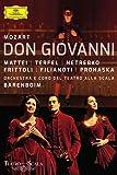 Don Giovanni: Teatro Alla Scala (Barenboim) [DVD] [2015]
