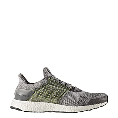best service fa207 00edd adidas Men s Ultra Boost ST, Grey Silver, ...