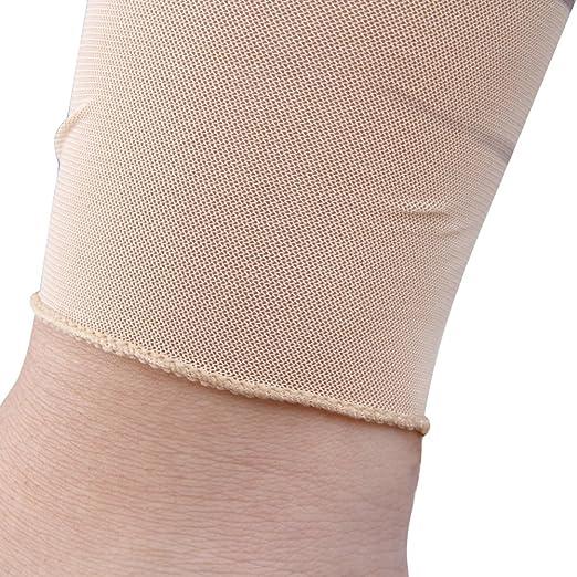 BXT 1 par de brazos de tatuaje temporales con protección UV para ...